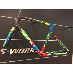 Tarmac SL6 SW Disc Frmset WC Color